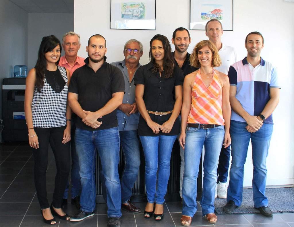 equipe austral Immobilier - La Possession 974